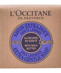 Pastilha de Sabonete Natural Karité L´occitane (100 g)