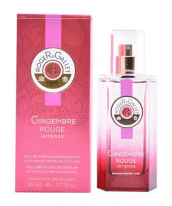 Perfume Unissexo Gingembre Rouge Intense Roger & Gallet EDP (50 ml)