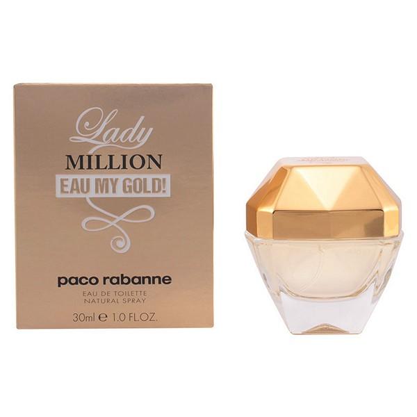 Perfume Mulher Lady Million Eau My Gold! Paco Rabanne EDT
