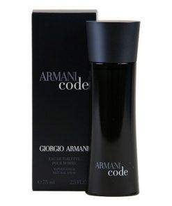 Men's Perfume Armani Code Armani EDT