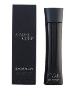 Loção After Shave Code Pour Homme Armani (100 ml)