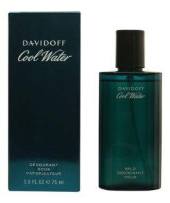 Desodorizante em Spray Cool Water Davidoff (75 ml)