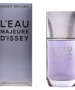 Men's Perfume L'eau Majeure D'issey Issey Miyake EDT
