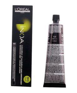 Tinta Sem Amoníaco Inoa Mochas L'Oreal Expert Professionnel Nº 8,8
