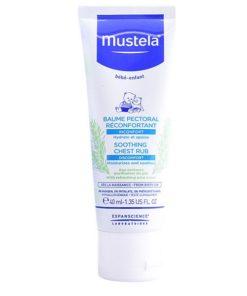 Bálsamo Peitoral para Bebés Mustela (40 ml)