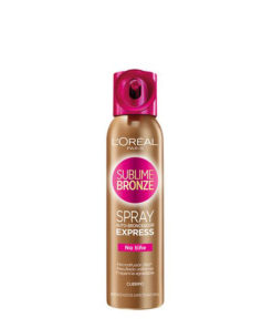 Autobronzeador Corporal Sublime Bronze Spray L'Oreal Make Up (150 ml)