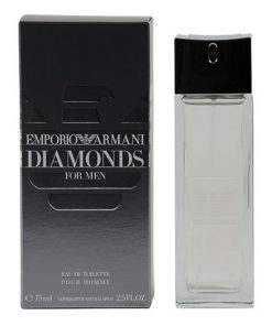 Men's Perfume Diamonds Armani EDT