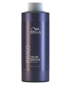 Amaciador para Cabelos Tingidos Color Service Wella (1000 ml)