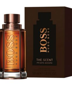 Perfume Homem The Scent Private Accord Hugo Boss EDT (50 ml)
