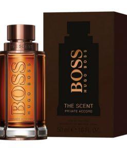 Perfume Homem The Scent Private Accord Hugo Boss EDT (50 ml)