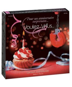 Kit Prazer Grande Birthday Voulez-Vous... 03234 (6 pcs)