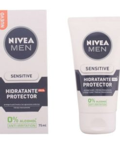 Creme Hidratante sem Álcool Men Sensitive Nivea