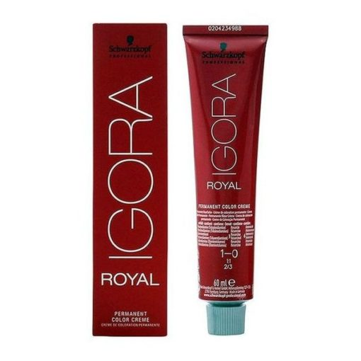 Tinta Permanente Igora Royal Schwarzkopf (60 ml)