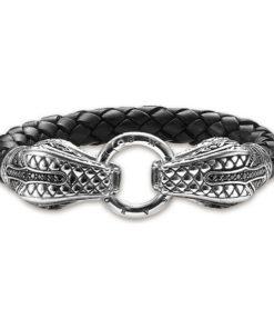 Bracelete unissexo Thomas Sabo LB47-019-11-M (19 cm)