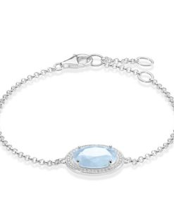 Bracelete feminino Thomas Sabo A1327-694-31-L19,5v