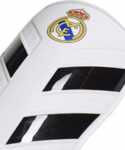 Caneleiras de Futebol Adidas RM Pro Lite Branco