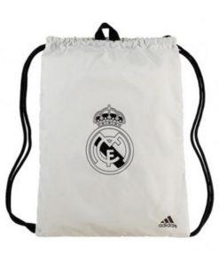 Saco Multiúsos Adidas Real Madrid Gloves Branco
