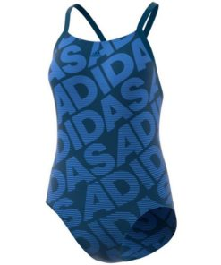 Fato de Banho Mulher Adidas Per+1PC Lin