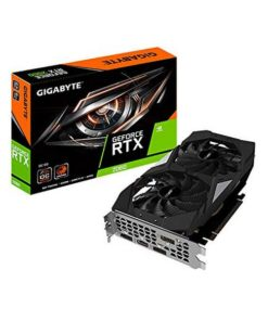 Placa Gráfica Gaming Gigabyte VGA NVIDIA RTX 2060 6 GB GDDR6 1755 MHz
