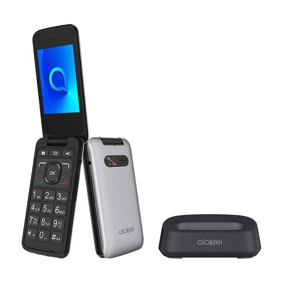 """Telefone Telemóvel Alcatel 3026X 2,8"""" 128 MB RAM 256 MB Bluetooth"""