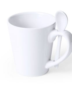 Chávena com Colher (350 ml) 145184
