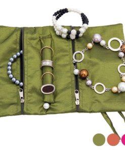Guarda-joias Dobrável de Poliéster 147070