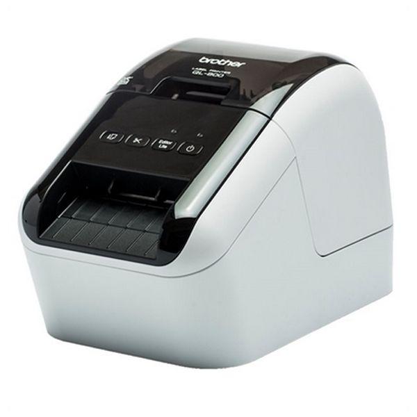 Impressora Térmica Brother QL800ZX1 USB Branco