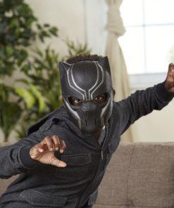 Black Panther Máscara Básica Hasbro