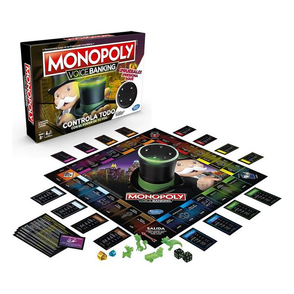 Monopoly Voice Banking Hasbro