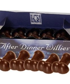Pénis de Chocolate After Dinner Willies Spencer & Fleetwood N2466