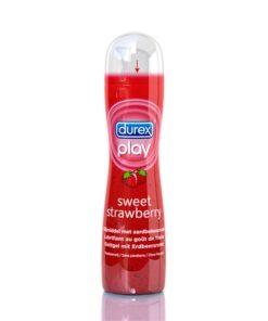 Lubrificante Play Morango 50 ml Durex E22839