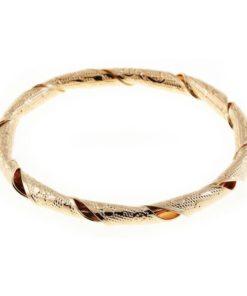 Bracelete feminino Cristian Lay 43647675 (19 cm) |