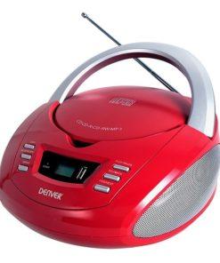 Rádio CD MP3 Denver Electronics TCU-211 FM 2W