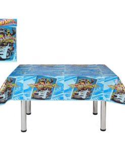 Toalha de Mesa para Festas Infantis Hot Wheels 116039