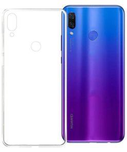Capa para Telemóvel Huawei P Smart Plus TPU Transparente