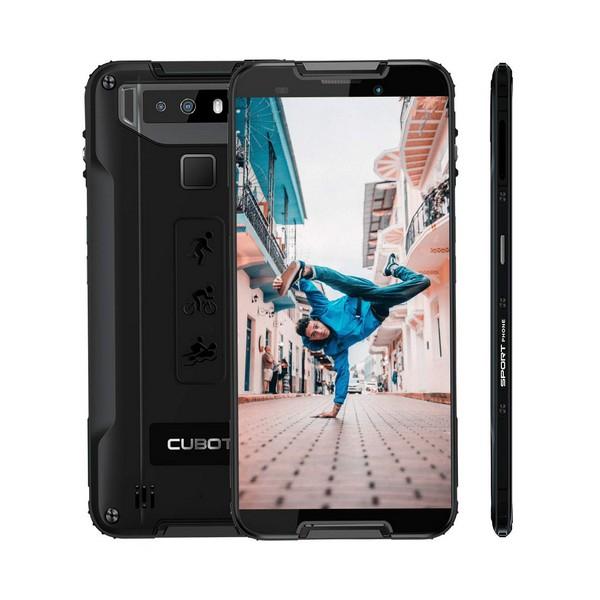 "Smartphone Cubot Quest 5,5"" Octa Core 4 GB RAM 64 GB"