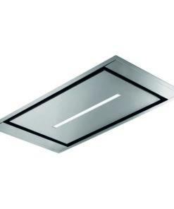 Sino Mepamsa 740 m³/h 90cm Inox LED Aço Vidro temperado