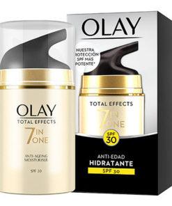 Creme Hidratante Anti-idade Total Effects 7 In One Olay (50 ml)