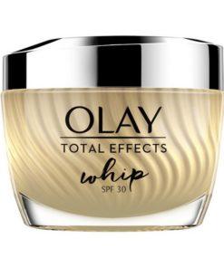 Creme Hidratante Anti-idade Whip Total Effects Olay (50 ml)