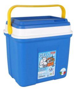Frigorífico Portátil Gelo 28 L Azul (39 X 28,5 x 39 cm)