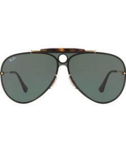 Óculos escuros unissexo Ray-Ban RB3581N 001/71 (32 mm)