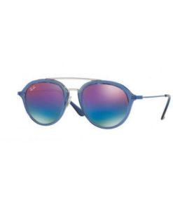 Óculos escuros unissexo Ray-Ban RJ9065S 7037B1 (48 mm)