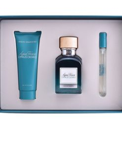 Conjunto de Perfume Homem Agua Fresca Citrus Cedro Adolfo Dominguez (3 pcs)