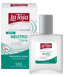 Bálsamo After Shave Neutro Care La Toja (100 ml)