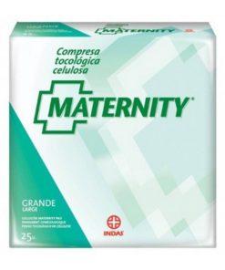 Pensos Higiénicos Anatómicos Maternity Indasec (25 uds)