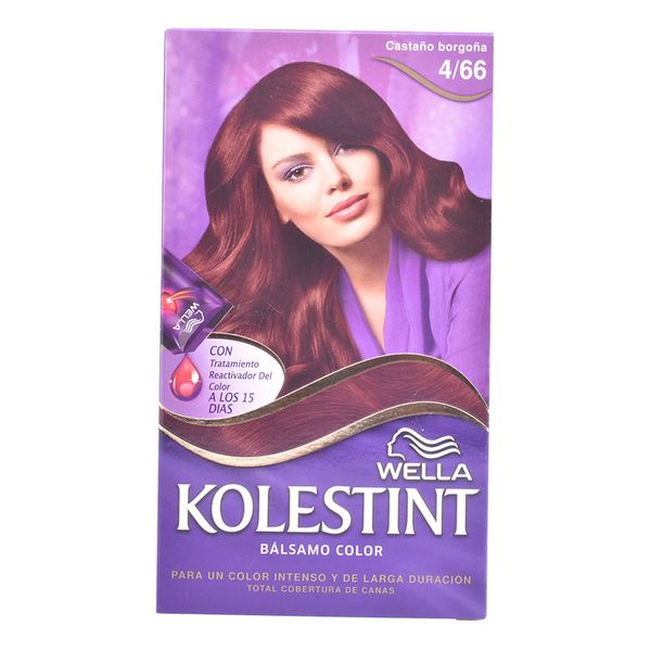 Coloração em Creme Kolestint Wella