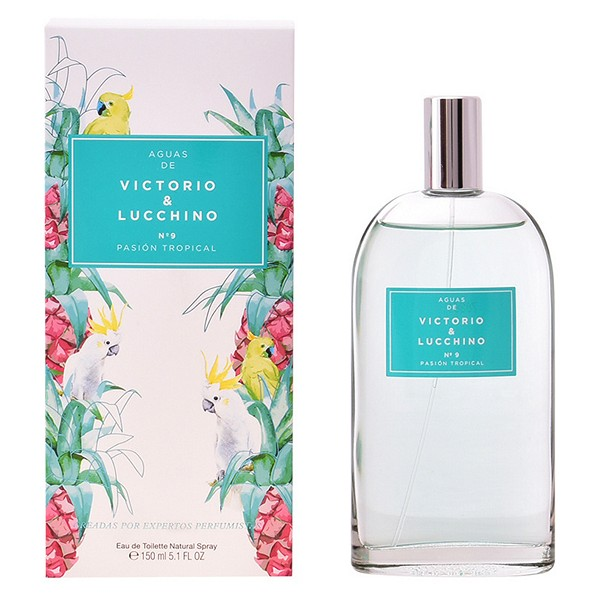 Perfume Mulher V&l Agua Nº 9 Victorio & Lucchino EDT