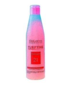 Champô Esfoliante Purifying Salerm (250 ml)