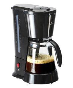 Máquina de Café de Filtro JATA CA288N 600W (8 kopjes) Preto