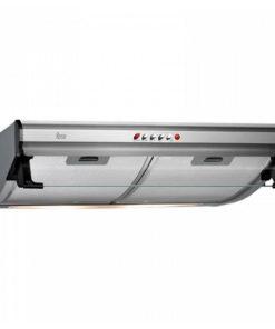 Extrator Convencional Teka C6420S 60 cm 375 m3/h 73 dB 316W Inox